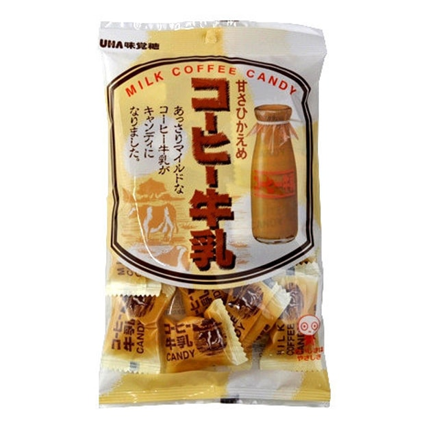 Product Detail - UHA Coffee Milk Candy 104g - image 0