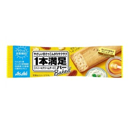 ASAHI Cereal Bar Honey & creamCheese 1pc