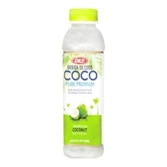 韩国OKF 天然椰子汁  500ml