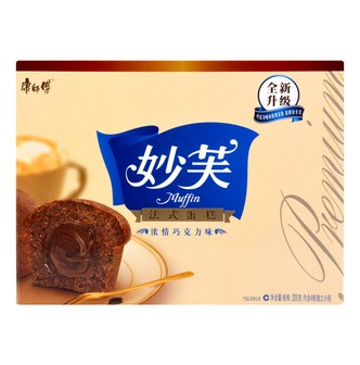 MASTER KONG European Muffin Chocolate 200g