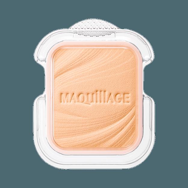 商品详情 - MAQuillAGE 心机||限定星魅轻羽细腻保湿清透粉饼 SPF25 PA+++||粉调偏白 9.3g - image  0