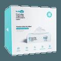 KubWipes 100%天然棉纸巾 超柔软 适合敏感肌  60张/盒 共6盒
