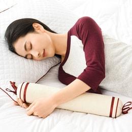 【美仓发货 5-7日达】网易严选 圆形护颈苦荞枕 可调节