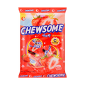 CROWN Chewsome Candy Strawberry Flavor 92g