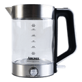 Professional 7 Cups Electric Glass Kettle, 1 Kettle, 1.7L, AWK-165M, 2 Year Manufacturer Warranty