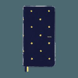 kinbor Calendar Planner Diary Stationery Notebook Handbook #Weekly Planner - Good Night