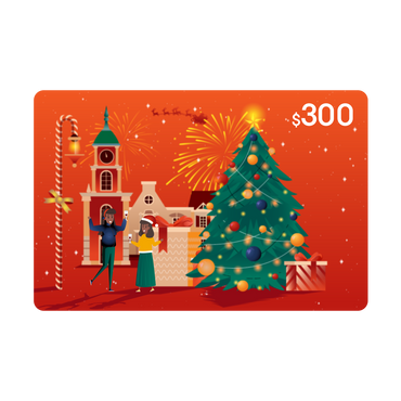 E-giftcard  $300