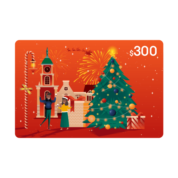 Product Detail - E-giftcard  $300 - image  0