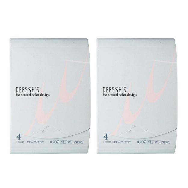 Product Detail - MILBON Deesse\'s For Natural Color Design 9g×4*2 - image 0