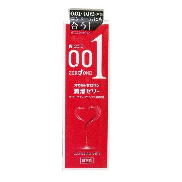 商品详情 - 日本OKAMOTO冈本 001专用水溶性人体润滑剂 50g - image  0