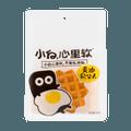 【EXP 2020-12-04】MORANCA Little White Heart Waffle Bread 60g