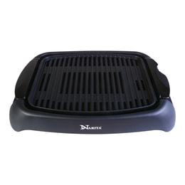 【全美最低价】美国NARITA 家用大容量室内不粘烤盘可调温电热烧烤炉 13in x 10in NBC-1310