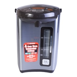 【Shipped from LA- 5~15 days】ZOJIRUSHI Micom Water Boiler & Warmer 3L CD-WCC30