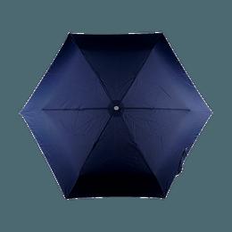 PALTAC 轻便便携型折叠雨伞 50CM #黑色