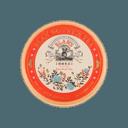 布兰兔 风味茶 果茶朗姆果酒风味小罐装 42g
