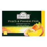 AHMAD TEA Peach and Passion Fruit Tea 20bags