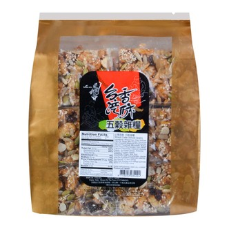 台湾好味 台湾香酥五谷杂粮沙琪玛 330g