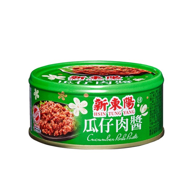 Product Detail - HSINTUNGYANG Cucumber Pork Paste 160g - image 0