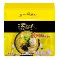 台湾统一 汤达人 五连包 酸酸辣辣豚骨面 650g 包装随机发送