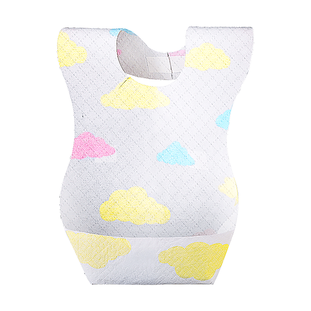 Product Detail - JIANROU One Time Use Disposable Baby Bib 20 Sheets - image 0