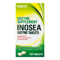 【Clearance】SATO Pharmaceutical INOSEA Enzyme Tablet 50/ tablets