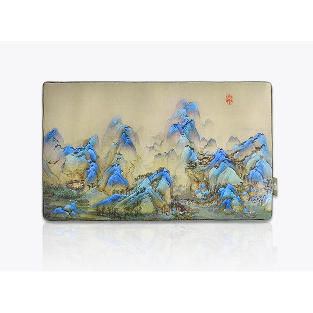 Product Detail - THE PALACE MUSEUM Table Mat  Large size # Thousands miles of River and Mountain - image 0