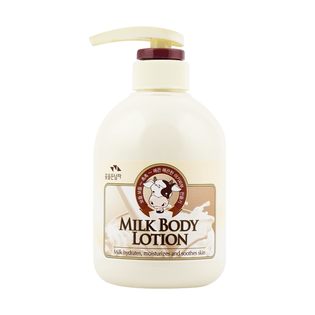 Product Detail - SOMANG Milk Body Lotion 500ml - image 0