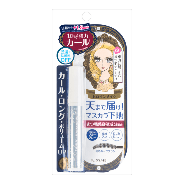 Product Detail - ISEHAN KISS ME Curl Keep Mascara Base 6g - image 0