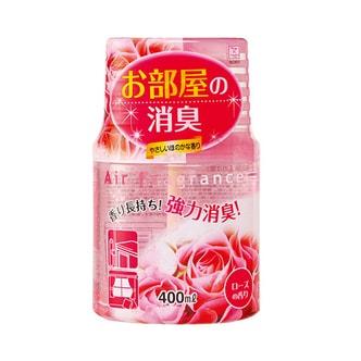 日本KOKUBO小久保 房屋使用空气清新消臭剂 玫瑰香 400ml