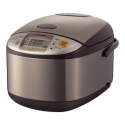 ZOJIRUSHI Micom Rice Cooker And Warmer With Steaming Basket 1.8L NS-TSC18