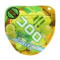 【日本直邮】 UHA悠哈味觉糖 全天然果汁软糖 青葡萄味 48g