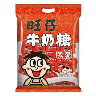 台湾旺旺 旺仔牛奶糖 208g