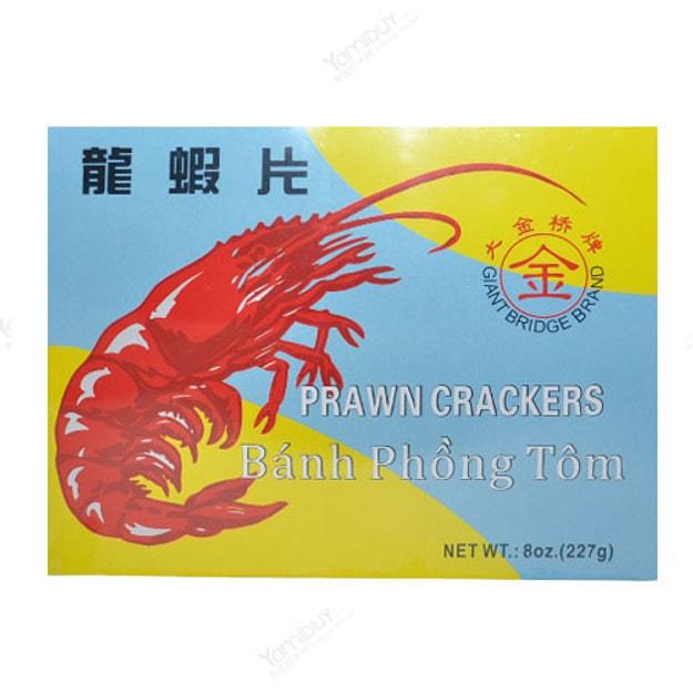 商品详情 - 大金桥牌 炸生龙虾片 227g 童年回忆 - image  0