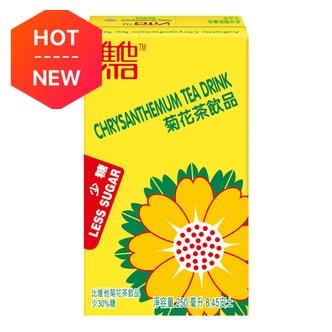 香港VITA维他 菊花茶 少糖 250ml