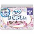 日本UNICHARM SOFY 尤妮佳苏菲 超薄系列护翼型卫生巾 26cm 19pcs