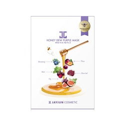 JAYJUN Honey Dew Purple Mask 5pcs