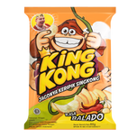 KingKong Cassava Chips Sweet and Spicy Flavor 60g
