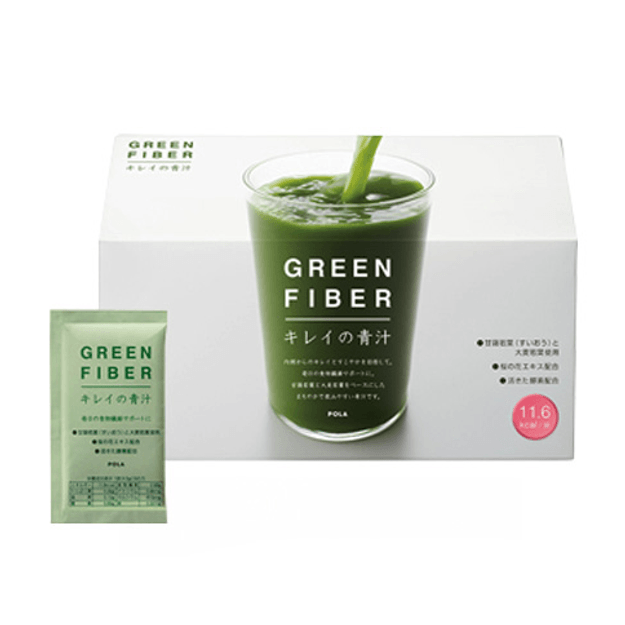 Product Detail - POLA GREEN FIBER 270g - image 0