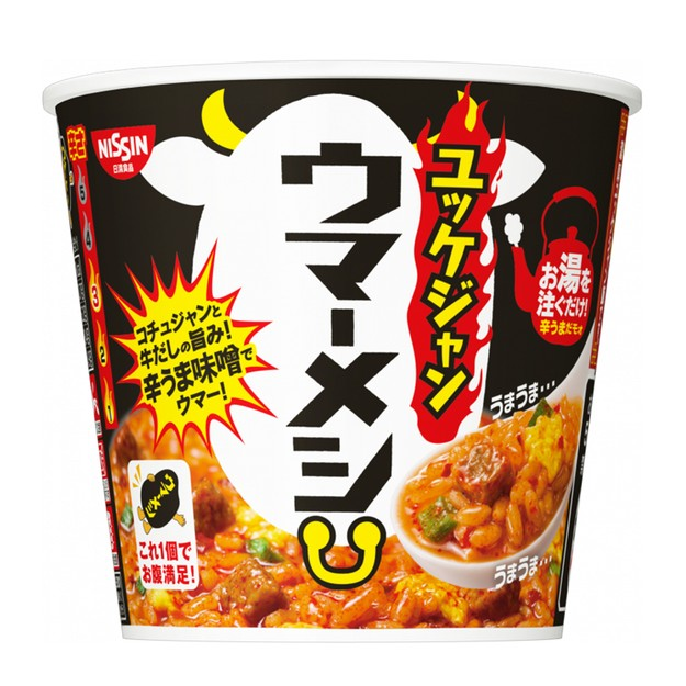 Product Detail - JAPAN NISSIN Yukgaejang Rice 103g - image 0