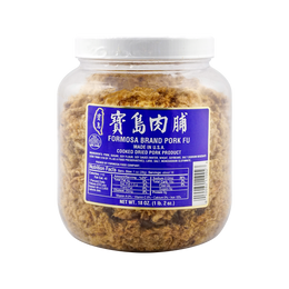 Formosa Large Pork Fu 500g USDA Certified