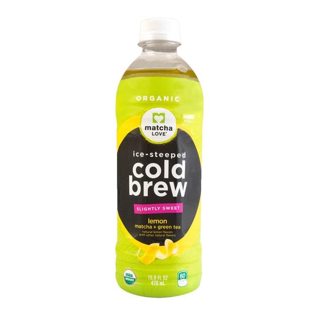 Product Detail - COLD BREW lemon Tea 470ml - image 0