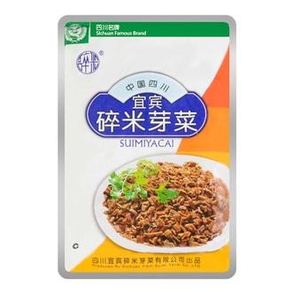 四川宜宾 碎米芽菜 230g