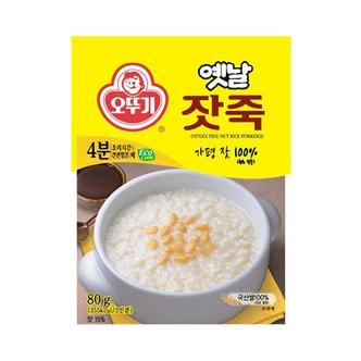 OTTOGI Pine nut Rice Porridge 80g