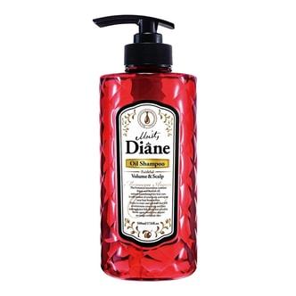 日本MOIST DIANE 头皮养护丰盈系列 摩洛哥精油无硅油洗发水 500ml