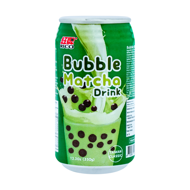 Product Detail - Bubble Matcha Milk Tea Drink 350ml - image  0