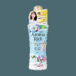 Japanese Soflan Aroma Rich Fragrance Clothing Softener, Sarah, 520ml