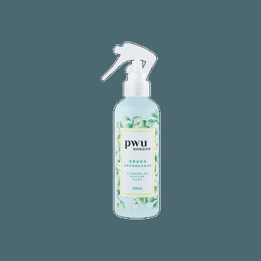 PWU朴物大美 祛味除菌喷雾 除菌淡香型 200ml