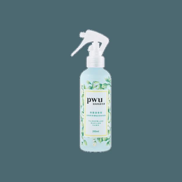 商品详情 - PWU朴物大美 祛味除菌喷雾 除菌淡香型 200ml - image  0
