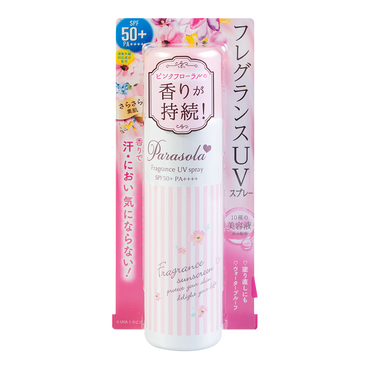 NARIS UP PARASOLA Fragance UV Spray SPF50+ PA++++ 90g