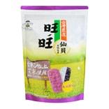 台湾旺旺 紫米仙贝 轻海盐味 78g